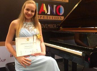 Medan International Piano Competition