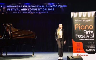 International Chinese Piano Festival and Competition 2019