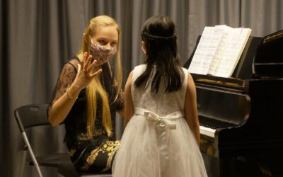 Piano Masterclass by Kseniia at the Music Artz Studio