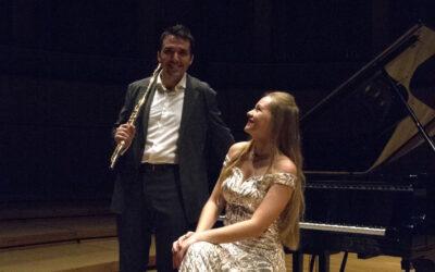 Back to live performances – Esplanade Concert Hall