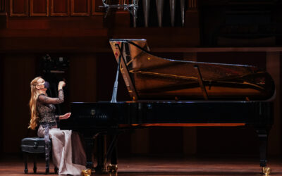 Concert Review: An Extraordinary Weekend of Piano